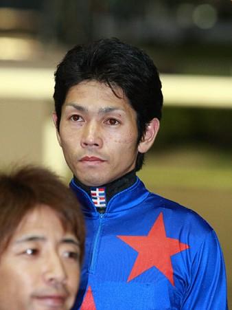 111007-SJT第1ステージ騎手紹介式-戸崎圭太騎手