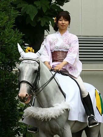 川崎競馬の誘導馬 初心者マークVer 1