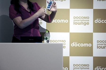 docomo Smartphone : 60