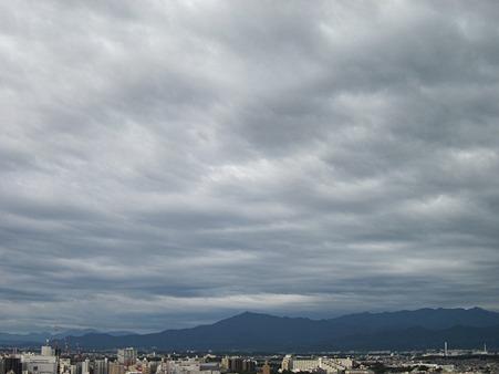 9月23日丹沢方面