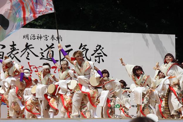 写真: しん_20 - 原宿表参道元氣祭 スーパーよさこい 2011
