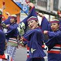 写真: 上總組_08 - よさこい東海道2010