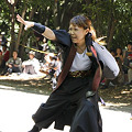写真: 南中魂道極め組東京支部_12 - よさこい祭りin光が丘公園2011