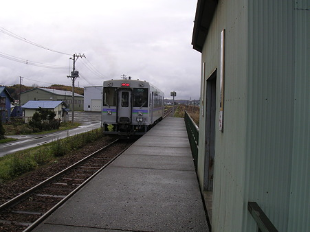 西瑞穂駅ホーム1