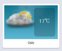 Operaスピードダイヤル・エクステンション:The Weather