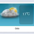 写真: Operaスピードダイヤル・エクステンション:The Weather