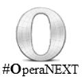 写真: 「ついっぷるナビ」のハッシュタグ「OperaNEXT」用アイコン案