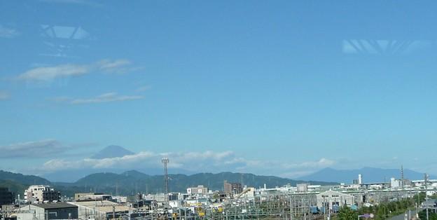 ジェラシー 嫉妬する富士山