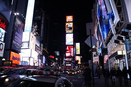 26日 NY-Manhattan Times Square