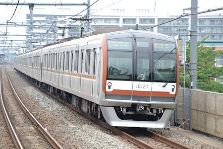 東京メトロ10000系@中村橋駅