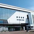 写真: 新花巻駅