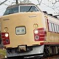 Photos: 183 189系 田町車両 佐倉留置線に回送
