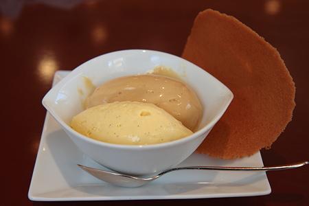 アイスクリーム(ショコラティエ・イナムラショウゾウ)