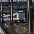 JR西日本287系 試運転5