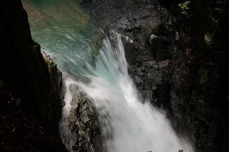 付知峡の滝その4
