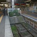 頭端式ホーム(小田急藤沢駅)1