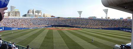 2010.04.18 横浜4-8阪神