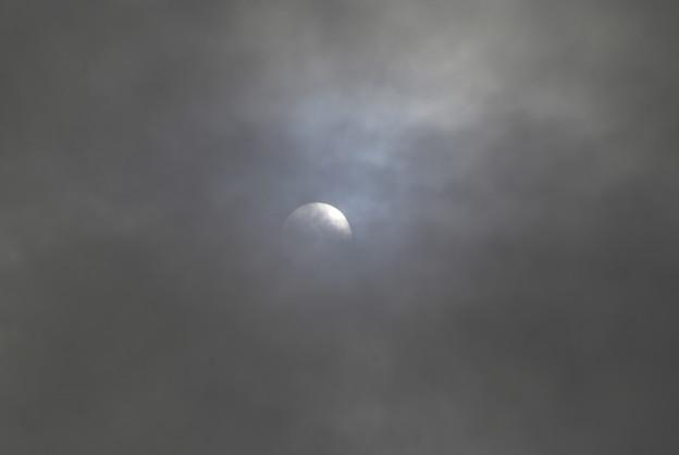 太陽と雲と東風と あるいは太陽の色気