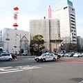 Photos: デパート前交差点4