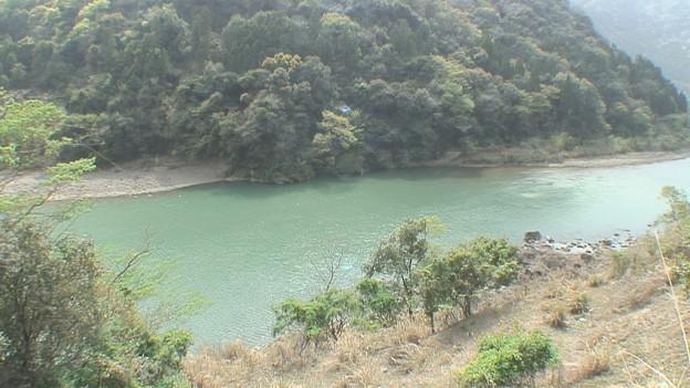 一ツ瀬川水系一ツ瀬ダムへ1