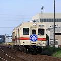 関東鉄道 常総線 350形ヘッドマーク付