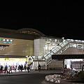 夜の長野駅