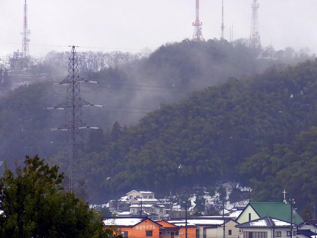 鉄塔のある風景
