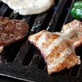 Photos: 2010.08.22(SUN)/八街・榎久 牛豚焼肉定食 780円