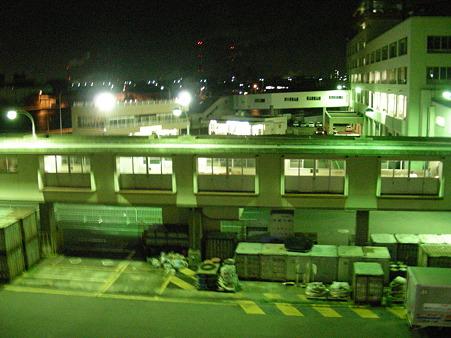 航送車ターミナルなど