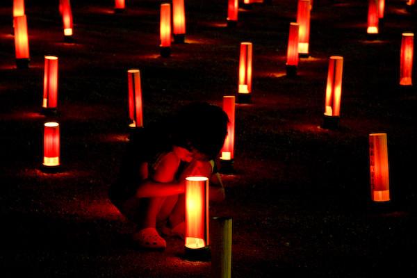 鎮魂の竹灯り-11