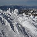 雪原芸術・山形蔵王