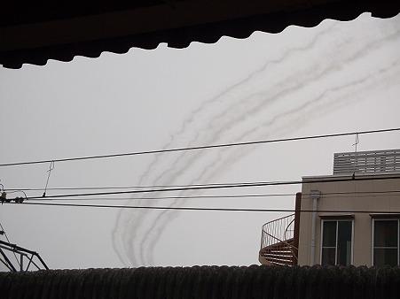 1024-飛行機雲
