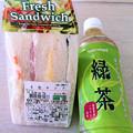 写真: 20120627朝食