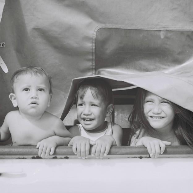 Photos: タヒチ童子