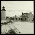 写真: Pemaquid Lighthouse