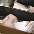 写真: トースターパン/鯛