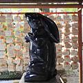 照片: うわさのうさぎ 京都・岡崎神社