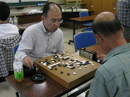 囲碁A級3位決定戦