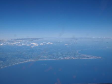 イギリス:ドーバー海峡