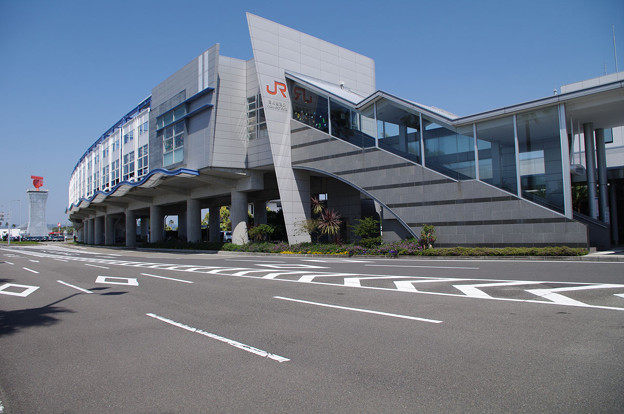 Photos: s8236_宮崎空港駅_宮崎県宮崎市_JR九州