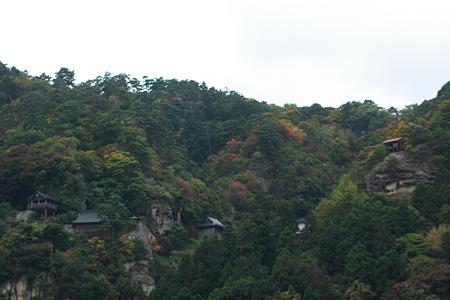 風雅の国より望む山寺