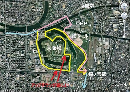 GE大阪城2
