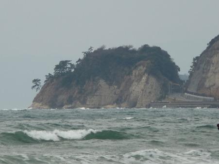 110115-鎌倉海岸 (2)