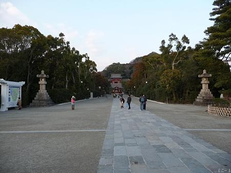110308-鶴岡八幡宮 (1)