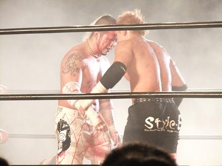 大日本プロレス 横浜文化体育館 20101219 (5)