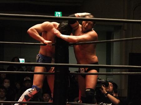 DDTプロレス 後楽園ホール 20110327 (48)