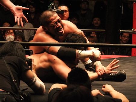DDTプロレス 後楽園ホール 20110327 (6)