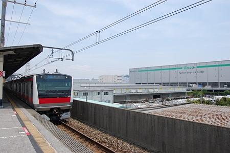 JR東日本 二俣新町駅ホーム