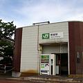 JR東日本・信越本線、帯織駅