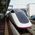写真: 秋田新幹線こまち (大曲駅)